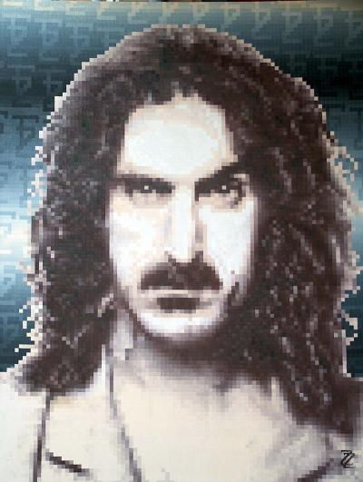 Frank Zappa 190x145 (1998) Available